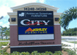 Custom Monument Signs, of any size,shape and color - International Sign can do it all. Serving Palm Harbor FL Including Cape Coral Central FL 