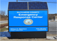 Custom Outdoor Solar Signs, of any size,shape and color - International Sign can do it all. Serving Polk County Including